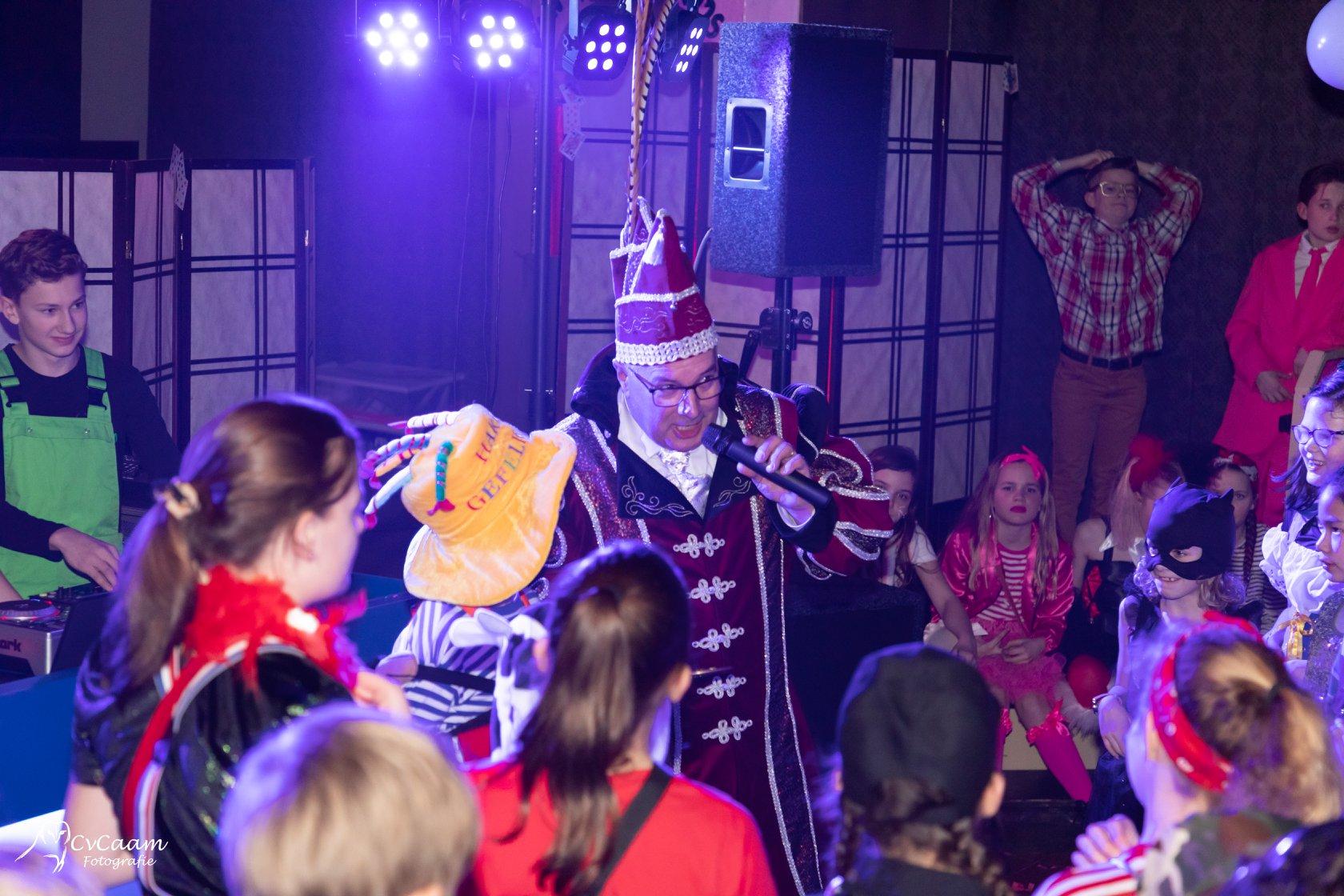 Carnavalsvereniging de Meekrap